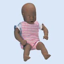 Baby Anne met draagtas, bruine uitvoering