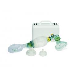 LSR beademingsballon, kind, pediatrisch compleet in compacte koffer