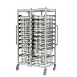 Transportwagen voor 20 modules,1520x1060x700mm