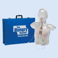 The Hungry Manikin,  kind model voor het inbrengen van maagsondes