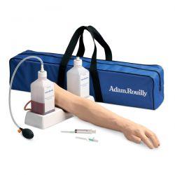 Adam Rouilly infuus en venapunctie trainingsarm