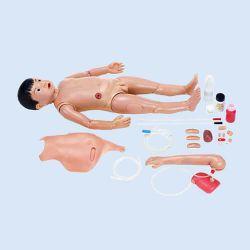 Verpleegkundige kinder-oefenpop II