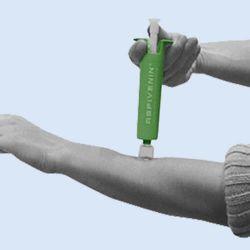 Aspivenin uitzuigpomp, verp. 1 stuk