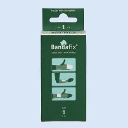 Bandafix netverband, maat 1, hand/onderarm/pols, 1 x 25meter