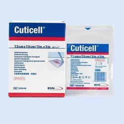 Culticell zalfgaas *S*  7.5.x 7.5. cm verp. à 10 stuks