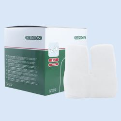 Klinion HG drain splitkompres,16 lagen,*S*10x10cm,verp.à 50 stuks