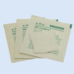 Klinion kompres 12-laags *NS* 5x5cm verp.à 100 stuks