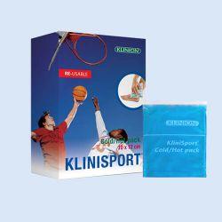 Klinion Koud/Warm kompress *S* 10x12cm, verp. 1 stuk