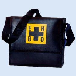 EHBO tas Blauw met A-vulling, afm.27x24.5x15 cm, verp.1 stuk