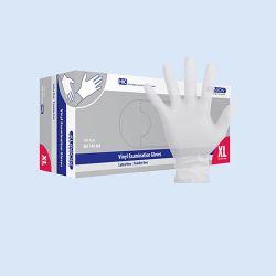 Klinion Vinyl handschoen LV/PV, *NS* mt XL verp. à 100 stuks.