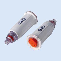 BD Veiligheidspennaald duo 30G 030x5 mm, verp.à 100 stuks