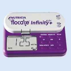Nutricia voedingsadapter voor Flocare Infinity pomp,verp.1st