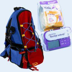Tas voor Flocare Infinity pomp 35676 en 35677