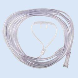 Zuurstofbril soft touch, baby, gebogen tip,210cm slang, verp.à 10 stuks