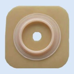 EuroTec oefenplak, 2-delig, stoma opening mix 28-44mm, à 5 stuks