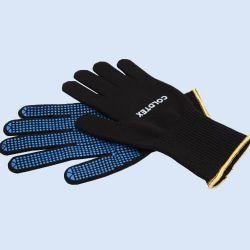 Handschoen Insulator met grip zwart maat 8, verp. 1 paar