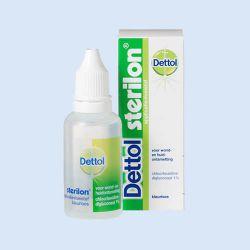 Dettol Sterilon 1%, 30ml, verp. 1 stuk