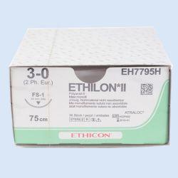 Ethicon ethilon hechtdraad 3-0 fs-1s *S* 75 cm,verp.à 36 stuks