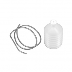 Micro Red-O-Pack +priemnaald+drain 20ml, CH6, verp. à 20stuks