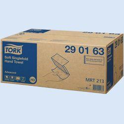 Tork handdoek z-vouw, 2-laags, 23 x25cm, verp. à 3700 stuks