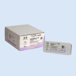 Vicryl hechtmateriaal met 3/8 naald, verp. à 36 stuks