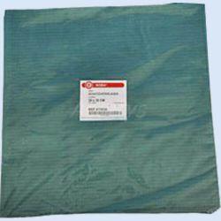 Onderleggers 38x38cm (groen), verp. à 100 stuks