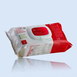 Aseptix Sterimax wipes, verp. 6 pakjes à 100 stuks