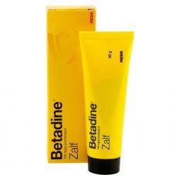 Betadine wondzalf 30 gram, verp. 1 tube
