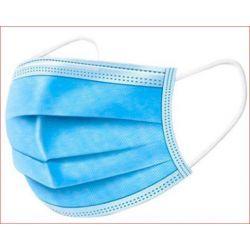 3-laags wegwerp mond/neusmasker verp. à 50 stuks