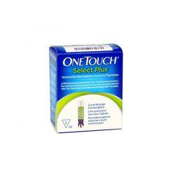 One touch Select Plus lancetten, verp. à 100 stuks