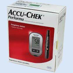 Accu Chek performa bloedglucosemeter startpakket, verp. 1 st