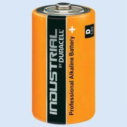 Duracell batterij procell type D MN1300, 1,5V, verp. à 2 stuks