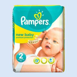 Pampers New Baby 2, verp. à 41 stuks