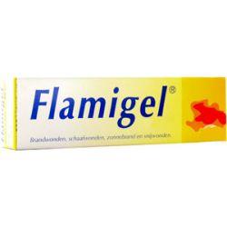Hydroactive wondgel Flamigel,verp. 1 tube à  40 gr