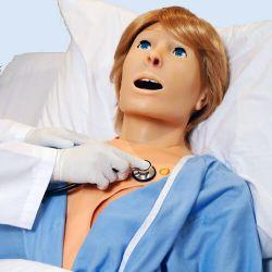 SUSIE® verpleegkundige oefenpop voor scenariotraining