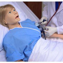 Susie Tetherless nursing simulator