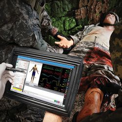 Trauma HAL® Rugged and Resilient Trauma Simulator