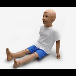 Verpleegkundige 5-jarige oefenpop