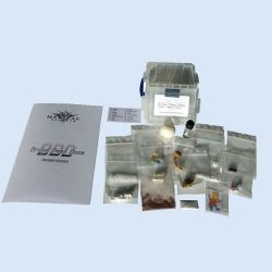 Uitbreidingsset demo drugs doos, 10 verschillende soorten