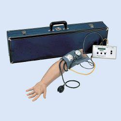 Trainingsarm De Luxe voor bloeddrukmeting, met speaker systeem