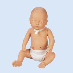 Special Needs Infant , meisje , lichte huidskleur
