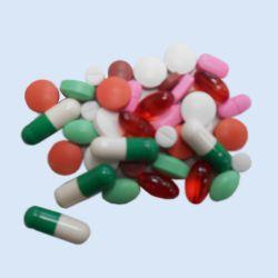 Voorbeeld medicijnen, 8 verschillende x 5 stuks, verp. à 40 stuks