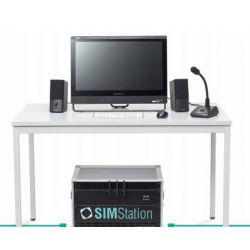SIMStation PRO – mobiles High-End-Video-Debriefing-System