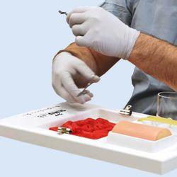 Basic Open Surgical SKills (BOSS) Platform (BOSS-DVD)