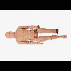 Trauma HAL® Rugged and Resilient Trauma Simulator
