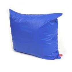 Hoofdkussen Microvent, 60 x 70 cm, afwasbaar, blauw