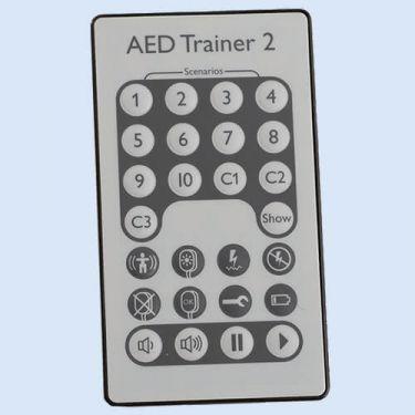 Afstandsbediening AED Trainer 2