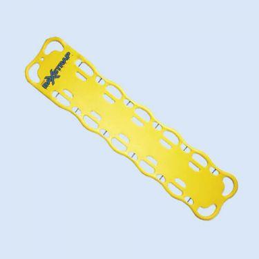 Baxstrap immobilisatieplank, geel