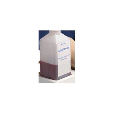 Fles ( zonder dop)  voor bloed  voor injectie arm AR251