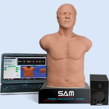 Auscultatietrainer SAM® 3G